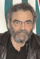 Roger Wallet, animateur des ateliers d'écriture