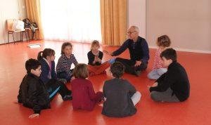 Atelier théâtre enfants - Mise au point