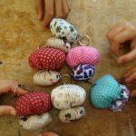 Porte-clés - Création Atelier Travaux manuels enfants