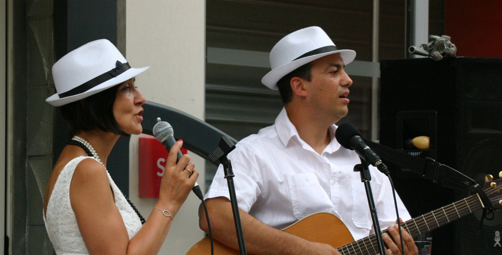 Ambiance bistrot pour duo canaille